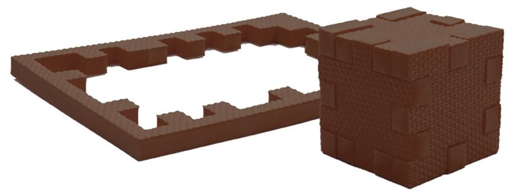 PicnMix Пазл-конструктор Янтарь цвет коричневый111002_коричневыйПазл-конструктор Янтарь - это игрушка 4 в 1: кубик. конструктор, пазл и головоломка. все пазл-элементы могут комбинироваться между собой. Из нескольких наборов возможно собирать сложные многомерные фигуры. Игра с пазлом-конструктором развивает зрительное восприятие, мелкую моторику, логику, стимулирует пространственное мышление и воображение. Пазл-конструктор подходит для использования как в комнате, так и для игр в воде.