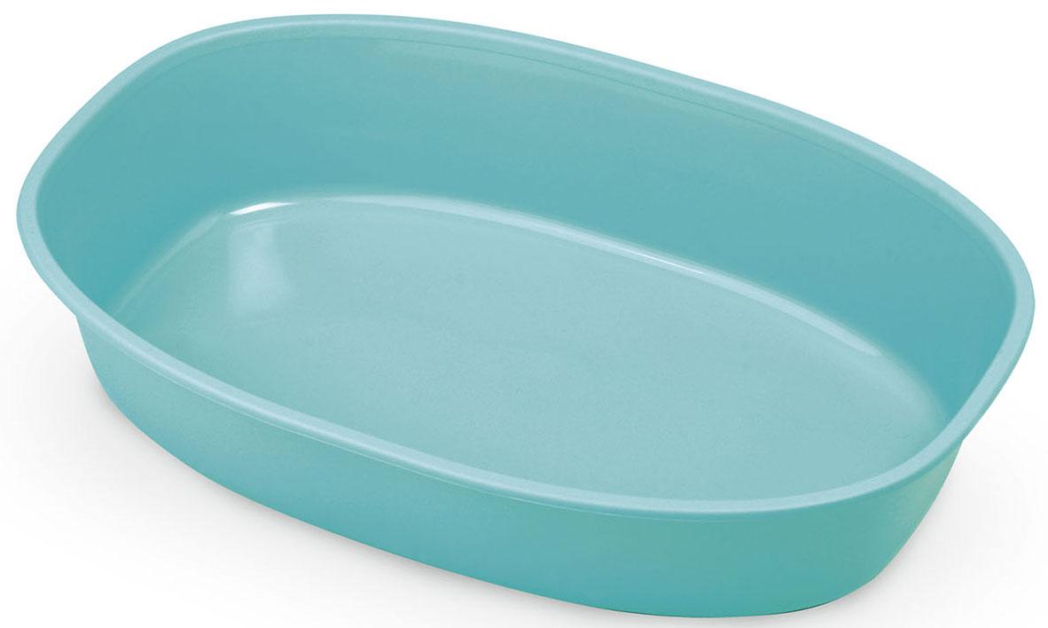 Туалет-лоток MPS Gemini, 28х42х9 см, цвет: аквамаринS08080113Туалет-лоток Gemini - оптимальное решение для содержания кошек и маленьких собак. Качественный пластик лотка не трескается (при аккуратном обращении) и не впитывает посторонних запахов. Лоток хорошо моется. Легкий лоток удобно брать с собой. Размер 28х42х9h см.