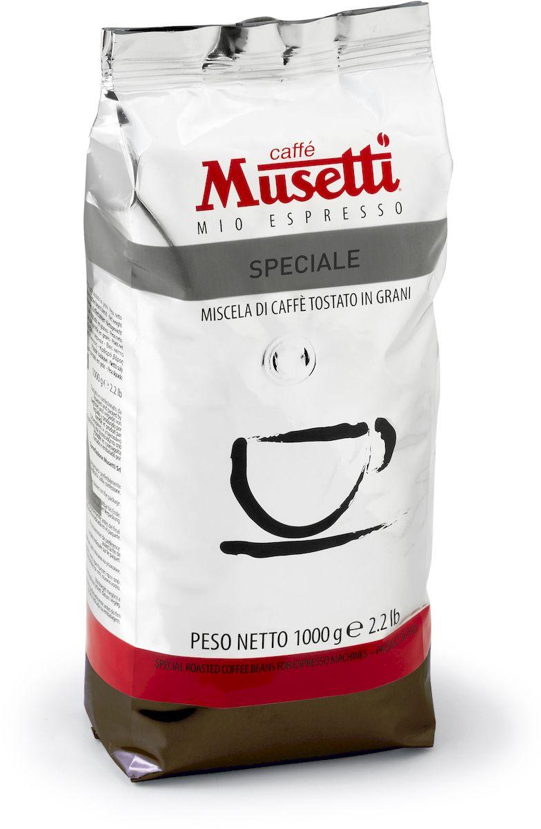 Musetti Speciale кофе в зернах, 1 кг8004769201908Необычное сочетание двух сортов Робусты и отдельно обжаренной Арабики в зерновом кофе Musetti Speciale, создали по-настоящему насыщенный и интенсивный вкус. Яркая горчинка и выраженные древесные ноты с оттенками горького какао идеально сбалансированы плотной кремовой текстурой. Кофе в зернах Musetti Speciale - натуральный жареный кофе. Исключительные вкусовые и ароматические свойства арабики и африканской робусты, делают эту смесь идеальной для приготовления изысканного итальянского эспрессо, плотного, с шоколадным послевкусием.