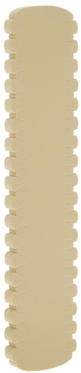 Органайзер для мулине Дубко, наклейками для подписывания цветов, 27 х 5,8 х 1 смA300Органайзер Дубко предназначен для легкого закрепления ниток мулине. С помощью наклеек их можно подписать по цветам. Иголочки надежно втыкаются в мягкий материал органайзера. Если для работы требуются 1-2 ниточки, то можно их вытянуть иглой из органайзера, не снимая всю пасму. Органайзер рассчитан на 36 цветов. В комплекте имеются две наклейки для подписывания.