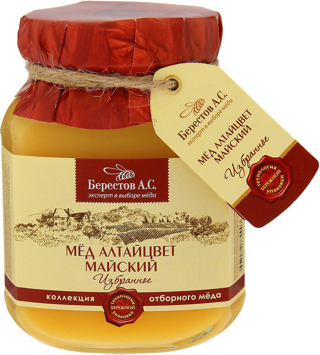 Для коллекции «Избранное» нашими экспертами отобраны исключительно премиальные сорта мёда, обладающие уникальным характером и многогранным вкусом. Каждый урожай мёда неповторим и мы предлагаем вам только самое лучшее из коллекции этого года. Мёд Алтайский Майский из коллекции «Избранное». Майский мед - это мёд первой качки, вобравший в себя всю свежесть и юную энергию ранних медоносов. Бархатистые тающие ноты щедрого разнотравья украшены тончайшими оттенками фруктов с нежным мятным послевкусием. Яркая индивидуальность сорта выражена идеальным равновесием совершенного вкуса и чувственного солнечного цвета. Высокое качество Проверенная годами и положительно зарекомендовавшая себя многоступенчатая система отбора мёда для коллекции «Избранное» гарантирует высочайшее качество натурального меда «Берестов А.С.» и соответствие всем требованиям ГОСТ. Мёд «Берестов А.С.» получил заслуженное признание ценителей и экспертов. Это подтверждено многочисленными наградами...