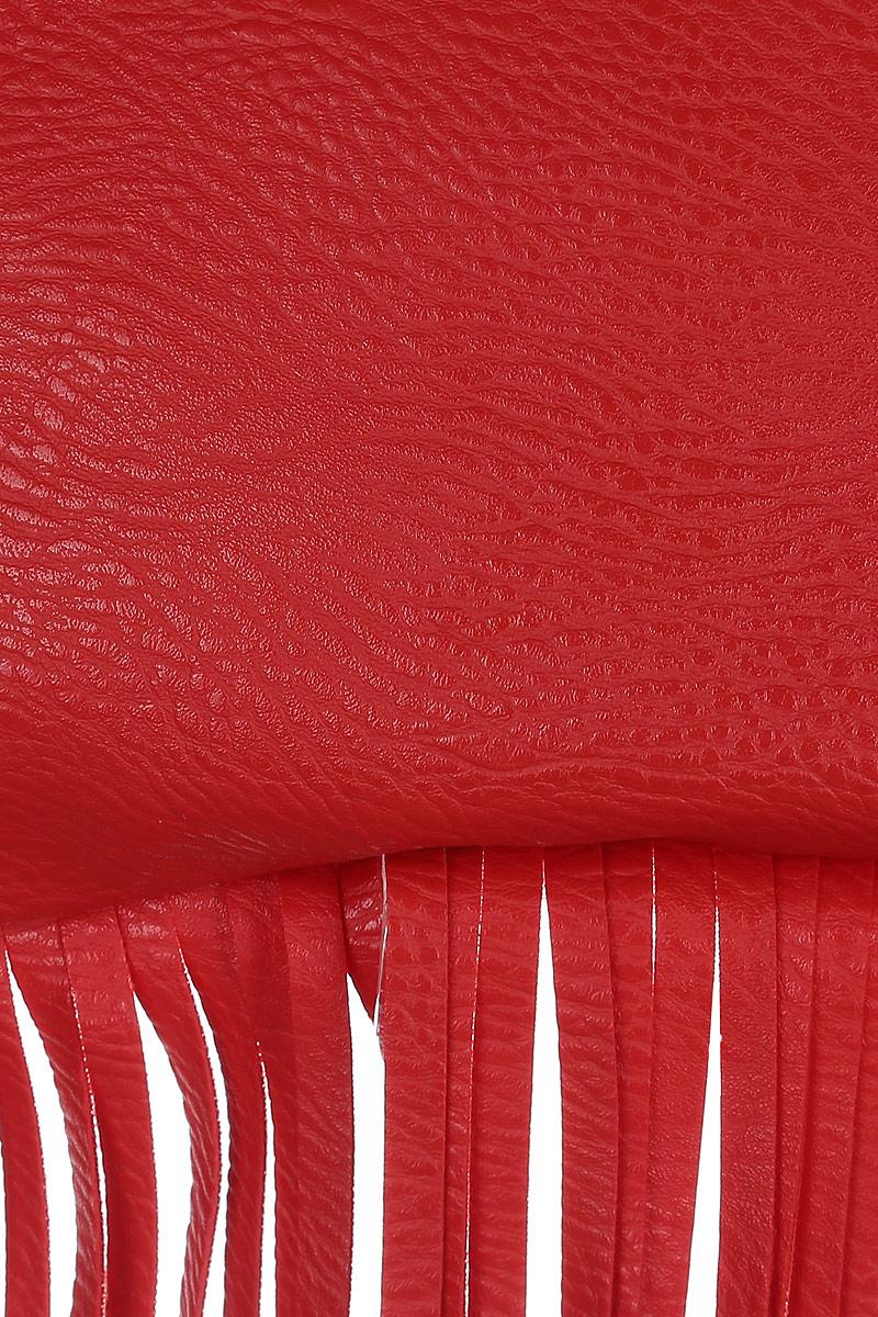 Клатч Модные истории, цвет: красный. 3/0231/110