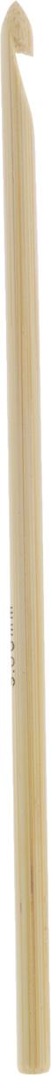 Крючок для вязания Addi, бамбуковый, диаметр 5 мм, длина 15 см545-7/5-15Крючок Addi выполнен из высококачественного бамбука. Поверхность крючка обрабатывается специальным, высокотехнологичным японским воском, который закрывает поры бамбука и делает поверхность абсолютно гладкой. Крючок предназначен для вязания и плетения из ниток, ручного изготовления полотна. Идеально гладкая головка и стержень крючка обеспечивают равномерное скольжение петель. Вязание крючком применяют как для изготовления одежды целиком, так и отделочных элементов одежды или украшений. Вы сможете вязать для себя и делать подарки друзьям. Рукоделие всегда считалось изысканным, благородным делом. Работа, сделанная своими руками, долго будет радовать вас и ваших близких. Подарок, выполненный собственноручно, станет самым ценным для друзей и знакомых.