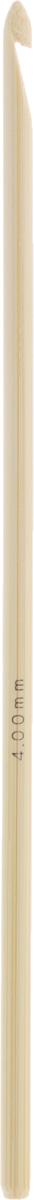 Крючок для вязания Addi, бамбуковый, диаметр 4 мм, длина 15 см545-7/4-15Крючок Addi выполнен из высококачественного бамбука. Поверхность крючка обрабатывается специальным, высокотехнологичным японским воском, который закрывает поры бамбука и делает поверхность абсолютно гладкой. Крючок предназначен для вязания и плетения из ниток, ручного изготовления полотна. Идеально гладкая головка и стержень крючка обеспечивают равномерное скольжение петель. Вязание крючком применяют как для изготовления одежды целиком, так и отделочных элементов одежды или украшений. Вы сможете вязать для себя и делать подарки друзьям. Рукоделие всегда считалось изысканным, благородным делом. Работа, сделанная своими руками, долго будет радовать вас и ваших близких. Подарок, выполненный собственноручно, станет самым ценным для друзей и знакомых.