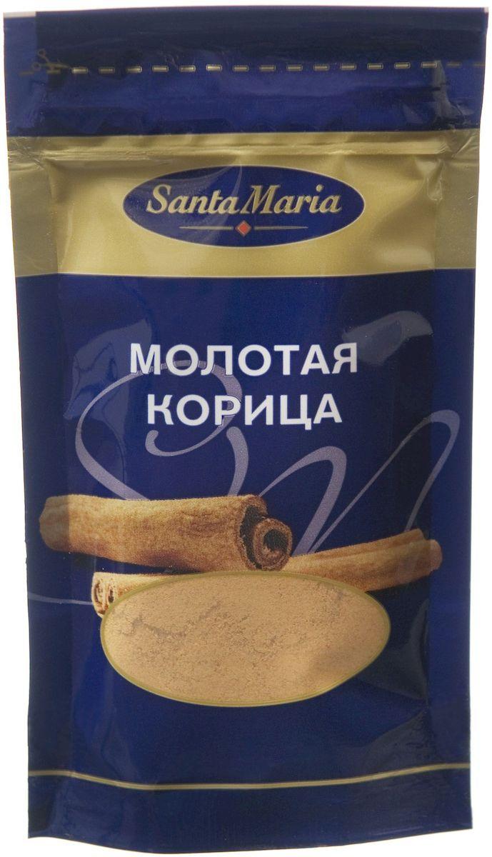 Santa Maria Корица молотая, 17 г13575Молотая корица Santa Maria обладает ярко выраженным жгучим вкусом и теплым ароматом. Она используется при приготовлении фруктов, каш и различных десертов, в острых блюдах из курицы или баранины, а также при консервировании.