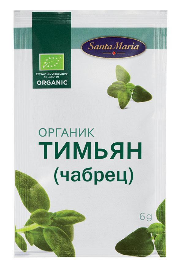 Santa Maria Тимьян (чабрец) Органик, 6 г