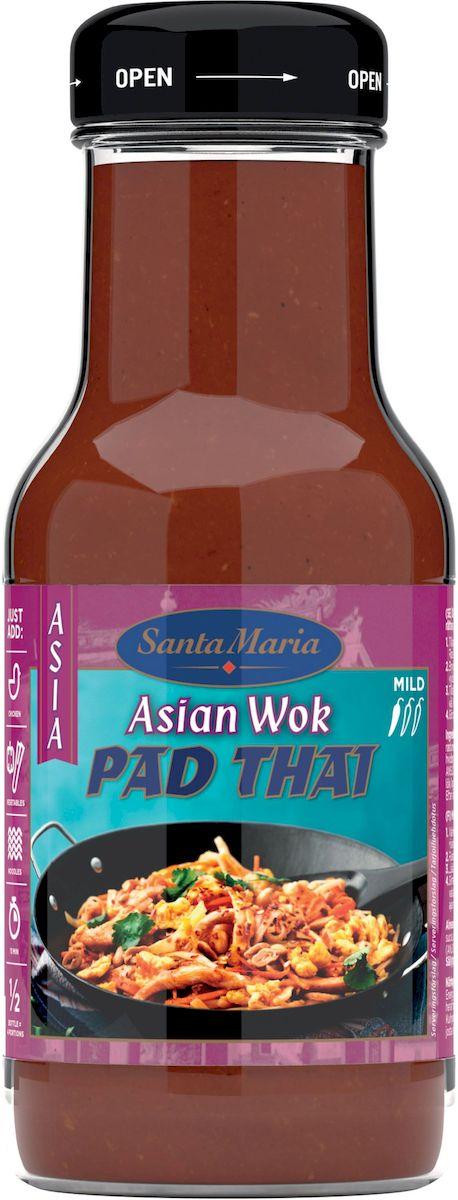 Пад Тай – ароматный соус с нежным вкусом для приготовления блюд восточной кухни, риса, мяса, рыбы и овощей.