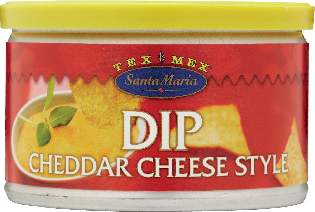 Santa Maria соус на основе сыра Чеддер, 250 г