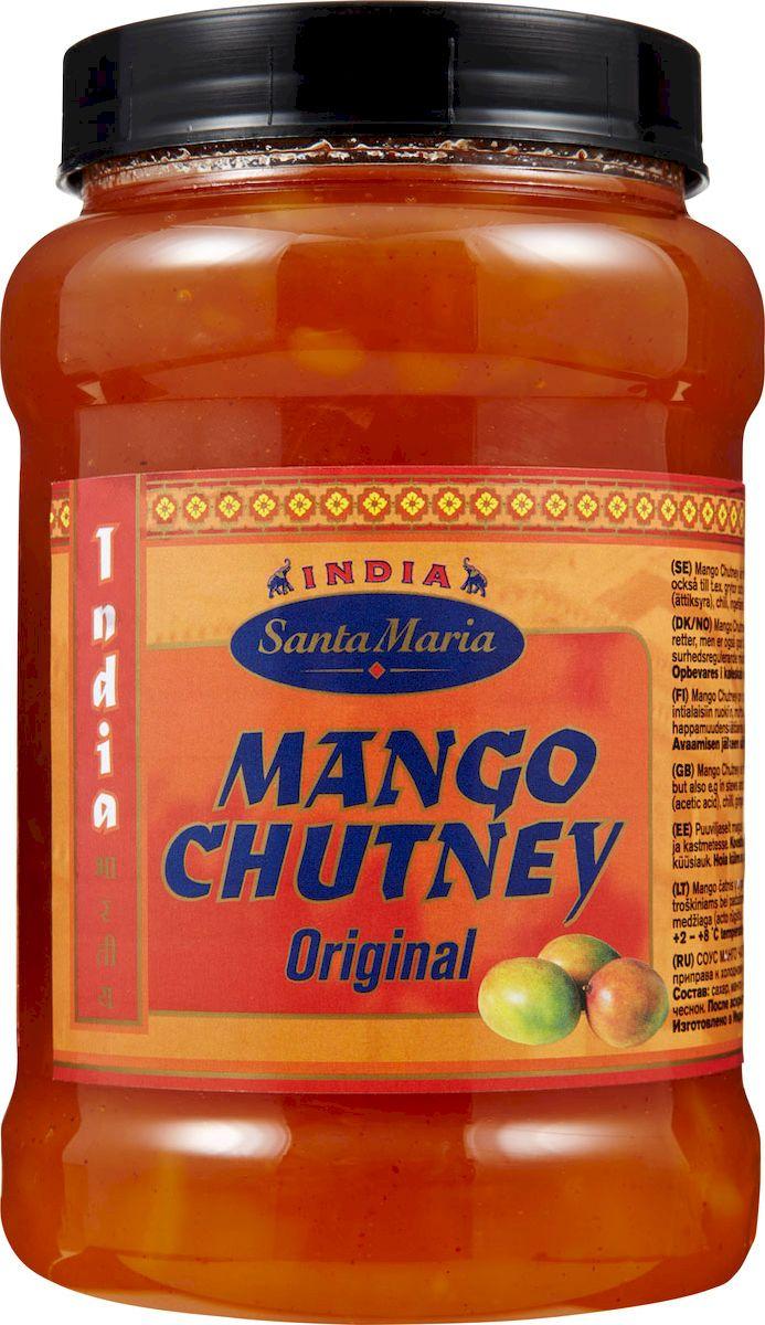 Santa Maria соус Манго Чатни, 1,2 кг 4650