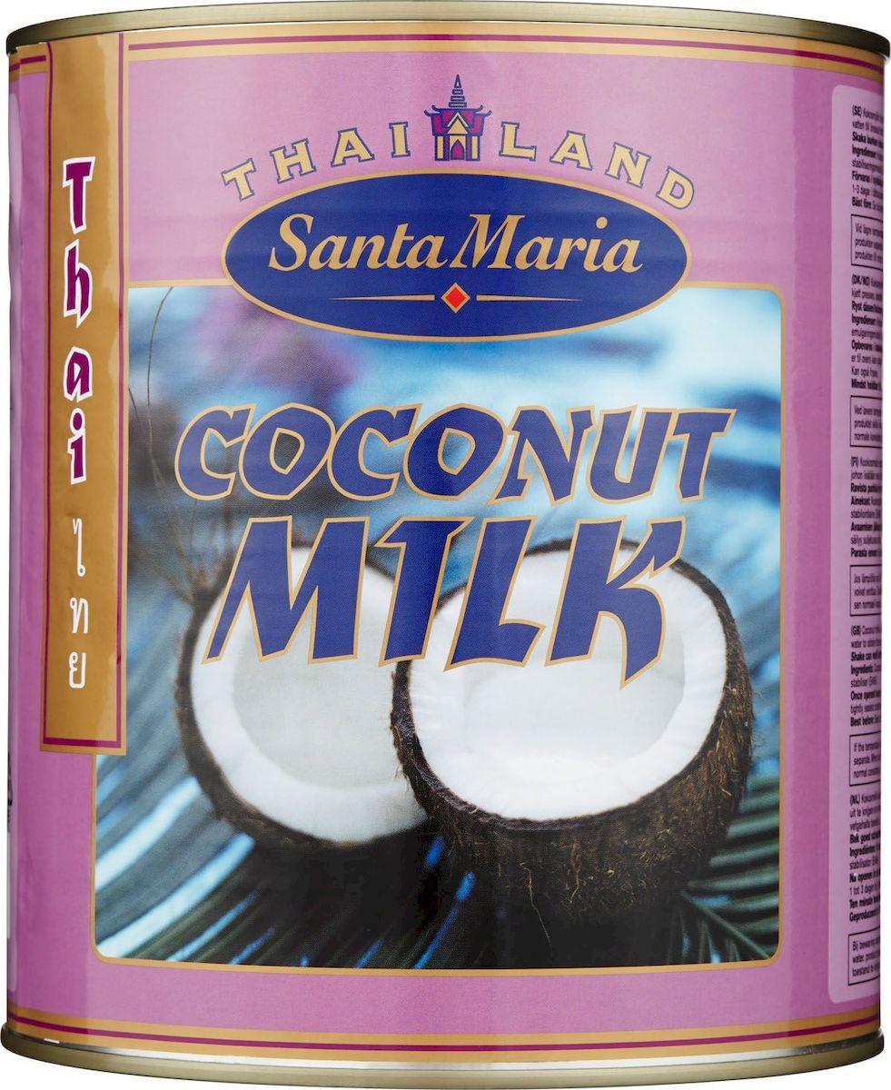 Santa Maria Кокосовое молоко, 2,9 л