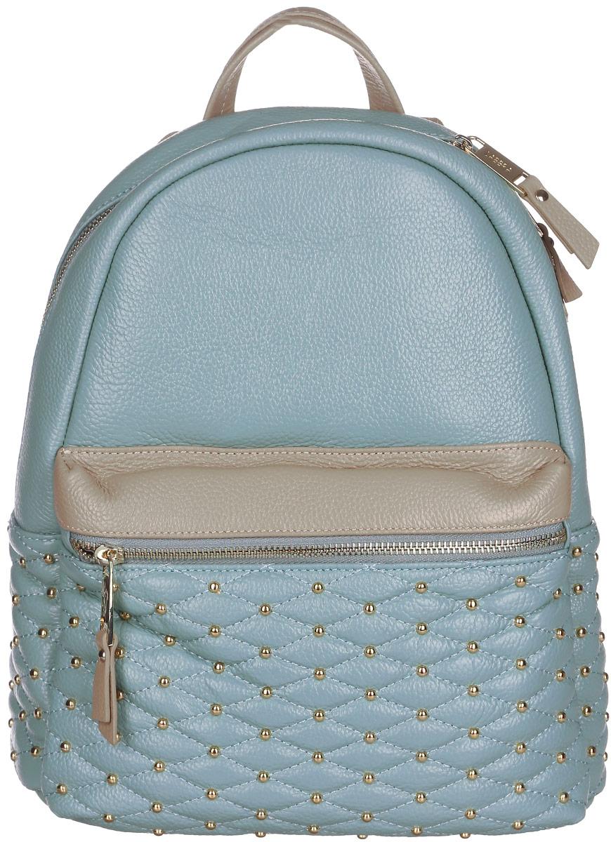Рюкзак женский Labbra, цвет: ментоловый. L-SD1013