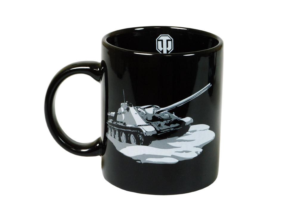 World of Tanks Кружка керамическая сувенирная СУ-1001548
