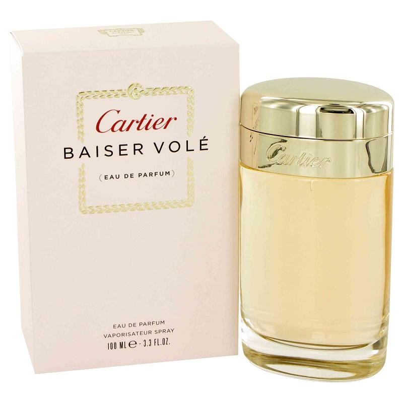 Cartier Парфюмерная вода Baiser Vole, женская, 100 мл