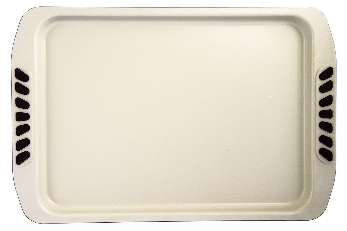 Форма для запекания Pomi d'Oro Milano, с керамическим покрытием, 36 см77.858@20091 / Q3606 MilanoФорма для запекания керамическая POMIDORO Q3606 — это объемная форма для выпекания низких (плоских) блюд и запекания овощей. Жаропрочная керамика абсолютно безопасна и не вступает в реакцию с продуктами, а так же не влияет на запах и вкус готового изделия. Ручки оснащены силиконовыми вставками, а значит вы не обожжетесь, неосторожно вынимая форму из духовки. Внутреннее покрытие Kerano™ — это уникальное нано-покрытие, при нанесении которого не используется перфоктановая кислота, а финишное покрытие позволит вам готовить без использования масла.Посуда идеально подходит для выпекания различных лепешек, ведь форма предотвращает тесто от «вытекания», при этом, предоставляя возможность с легкостью извлечь готовую выпечку. Вы можете использовать форму не только для выпечки, но и для приготовления сочной лазаньи, ароматных овощей или сочной грудинки!