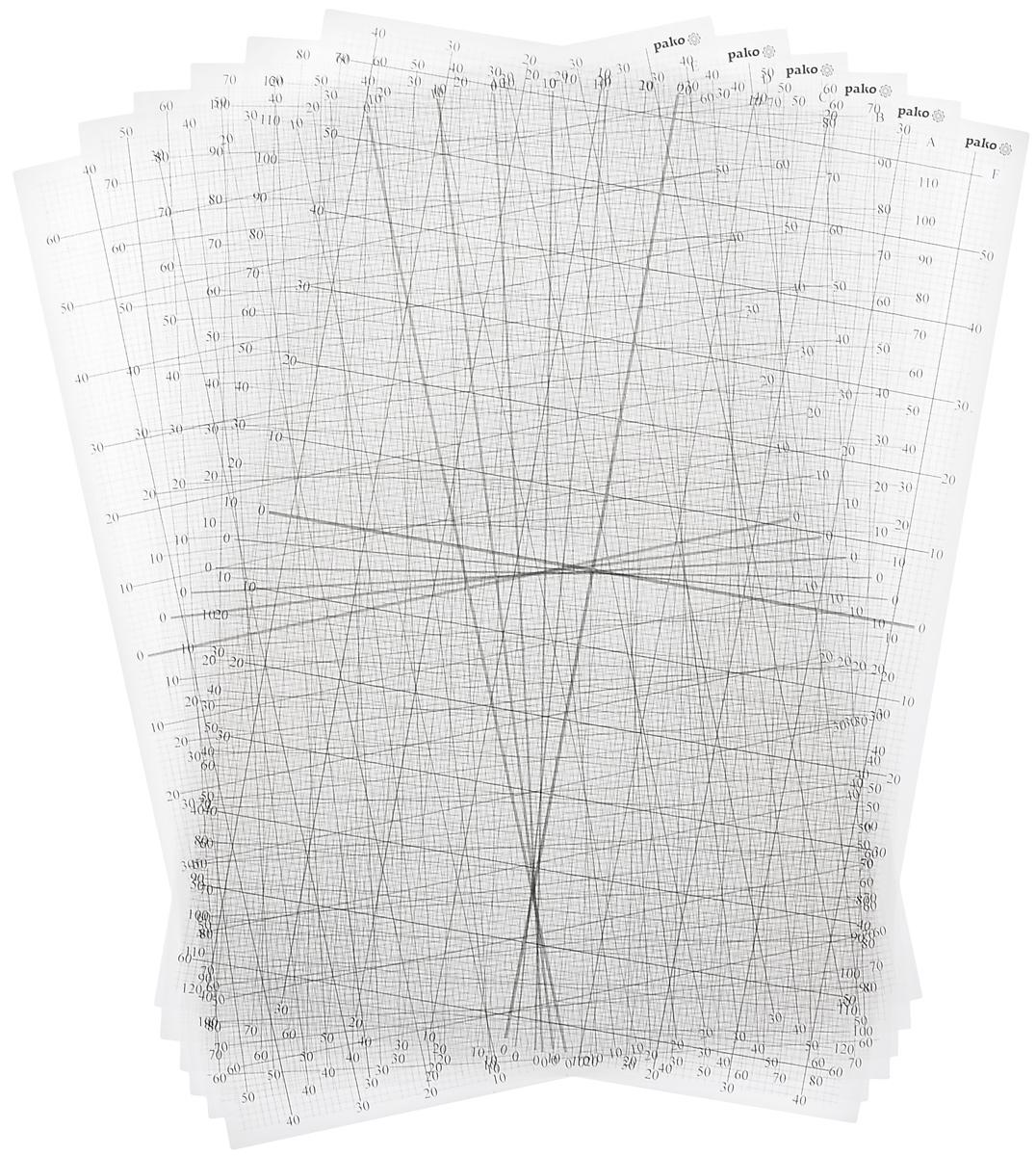 Сетка для вышивания Pako, 6 шт707-090Сетки Pako изготовлены из ПВХ. При помощи данных сеток можно создавать вышивку из существующей фотографии, рисунка или другой картинки. Также есть возможность увеличивать или уменьшать размер вышиваемого изображения. Комплектация: 6 шт. Размер сетки: 21 х 29,7 см.