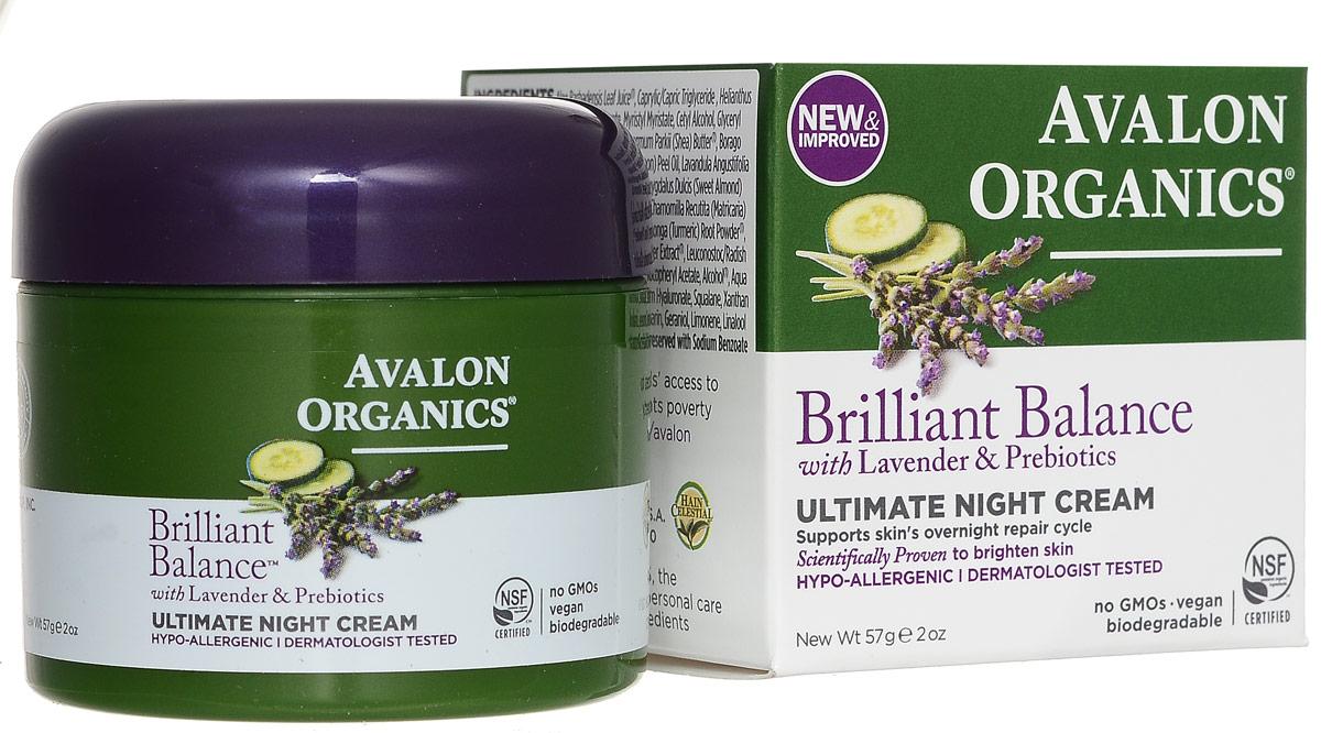 Avalon Organics Крем ночной Lavender Luminosity для лица, восстанавливающий, 57 млAV35315Гипоаллергенный, активный крем Lavender Luminosity восстанавливает и поддерживает регенерацию и обновление кожи в ночное время. Наполняет кожу жизненной энергией, глубоко увлажняет, питает и эффективно способствует повышению синтеза коллагена. Быстро устраняет сухость и шелушения, способствует поддержанию гладкости, эластичности и нежности рельефа кожи на долгое время. При ежедневном применении заметноповышает упругость и поддерживает ровный, сияющий цвет и тон кожи, осветляет пигментные пятна и омолаживает кожу. Способ применения: наносить ежедневно вечером на очищенную кожу. Для более эффективного воздействия использовать после нанесения Лавандовой Обновляющей сыворотки.