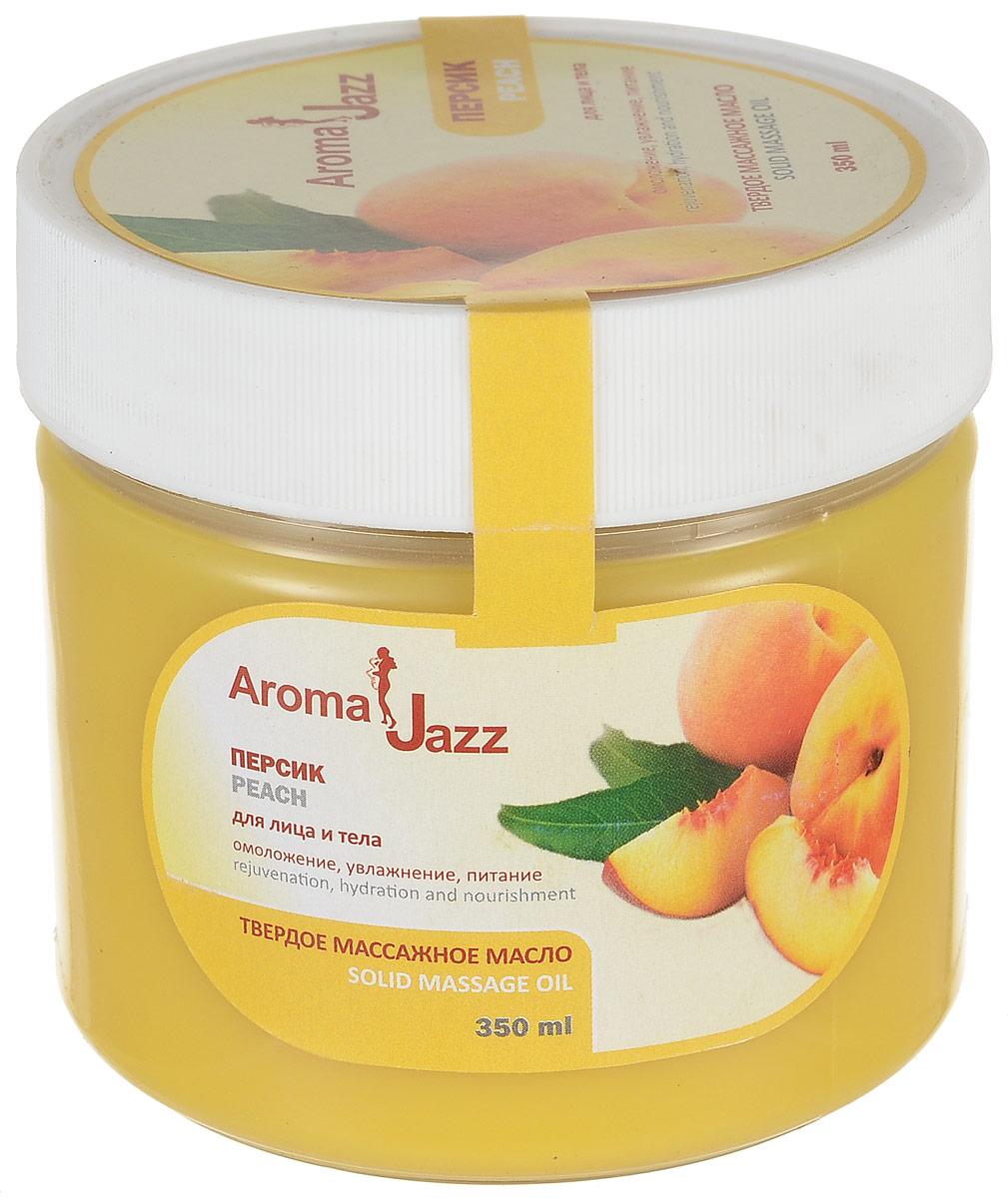 Aroma Jazz Твердое масло питательное Персик, 300 мл0108Действие: омолаживает, питает и подтягивает кожу, стимулирует обменные процессы и способствует профилактике увядания тканей, сохраняет естественный липидный баланс, снимает усталость и восстанавливает силы. Противопоказания: индивидуальная непереносимость компонентов продукта. Срок хранения: 24 месяца. После вскрытия упаковки использовать в течение 6 месяцев.