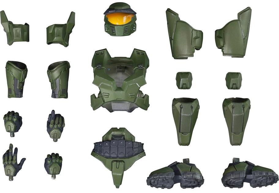 Halo. Комплект брони Марк 5