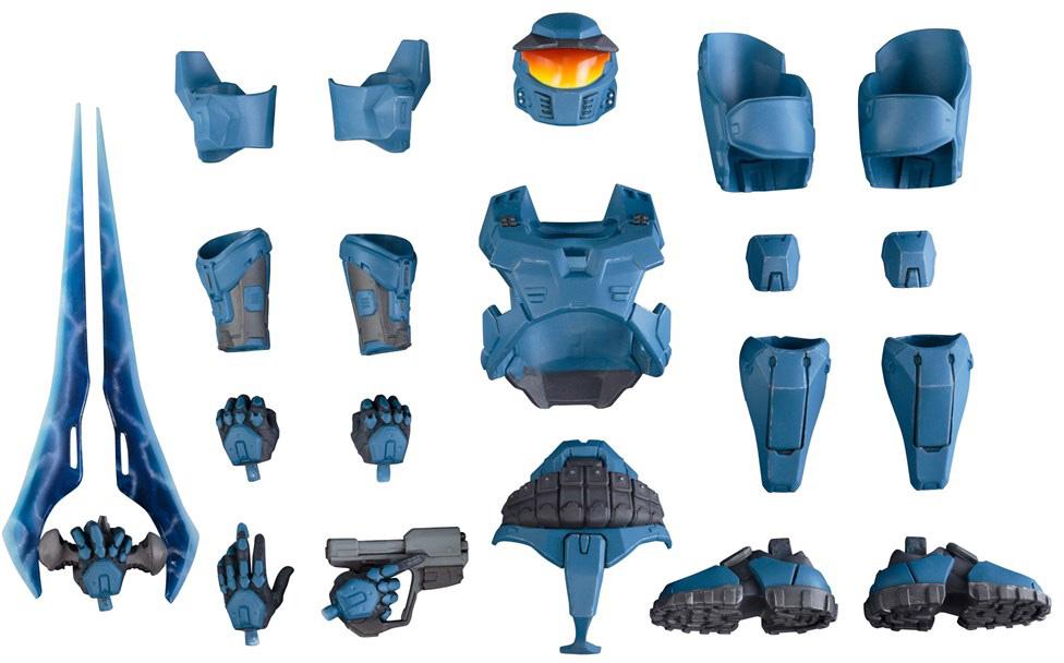 Halo. Комплект брони Марк 6 Мьелльнир