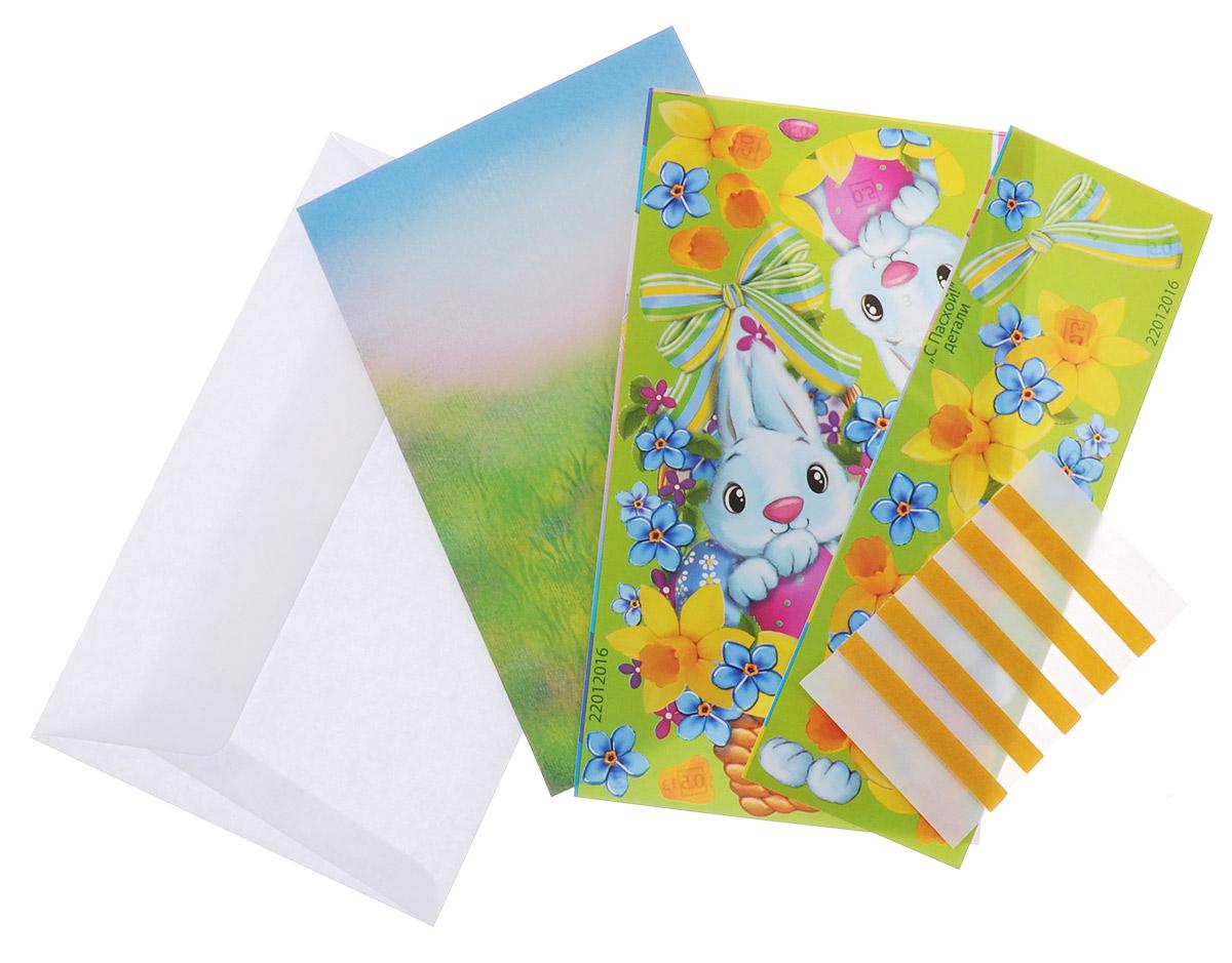 Клевер Набор для изготовления открытки С Пасхой! ( АБ 23-665 )