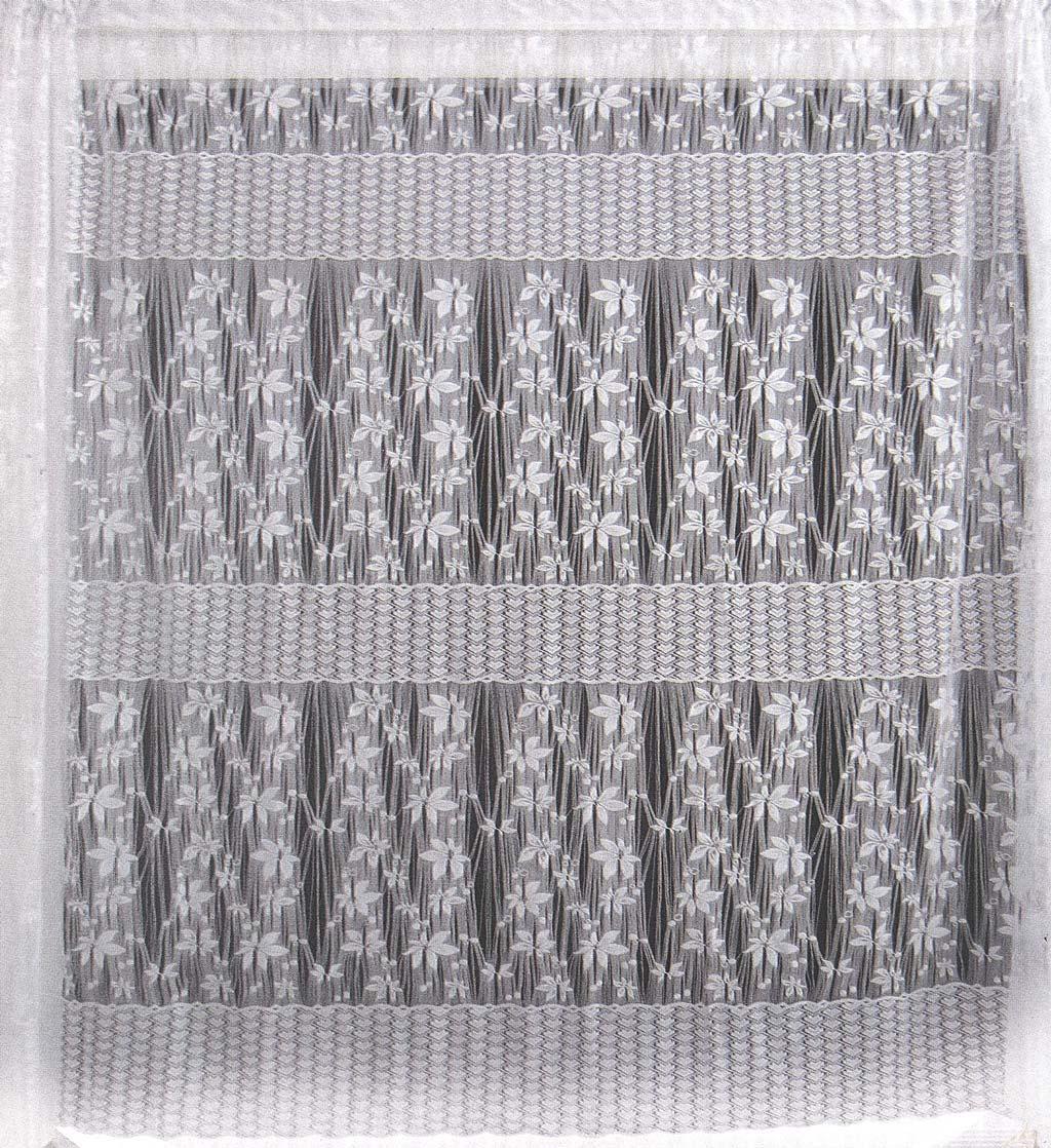 Штора нитяная Magnolia Кисея, цвет: белый, высота 250 см. HX M XL-0759700Декоративная нитяная штора для дизайнерских решений в вашем доме. Подходит как для зонирования пространства, а так же декорации окна, как самостоятельное решение или дополнение к шторам.
