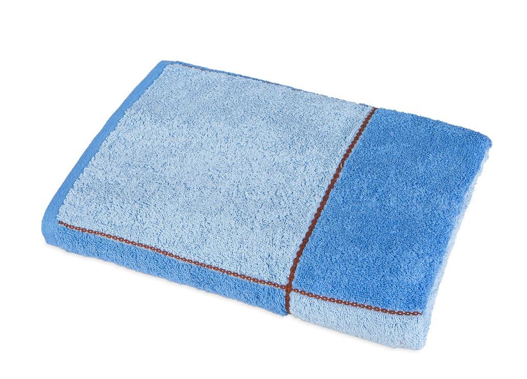 Полотенце Soavita Premium Азия, 33х74 см, цвет: синий87412Перед использованием постирать при температуре не выше 40 градусов