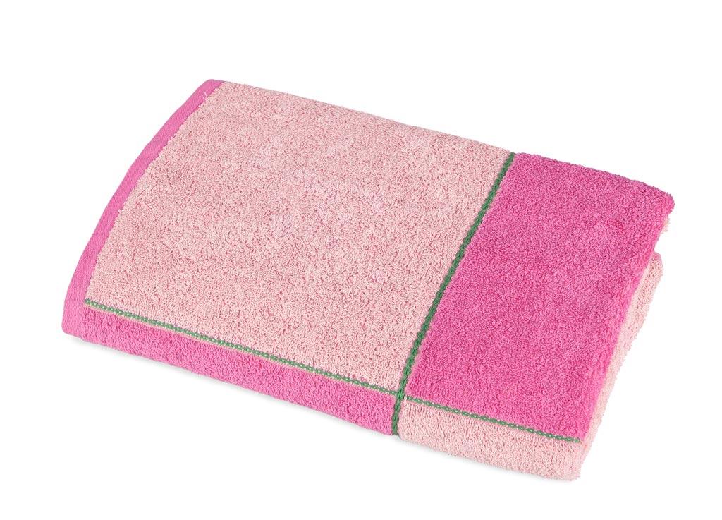 Полотенце Soavita Premium Азия, 45х90 см, цвет: розовый87416Перед использованием постирать при температуре не выше 40 градусов