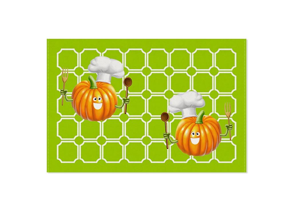 Полотенце кухонное Soavita Тыква, 40 х 60 см87448Кухонное полотенце Soavita Тыква, выполненное из 100% хлопка, оформлено оригинальным рисунком. Изделие предназначено для использования на кухне и в столовой. Такое полотенце станет отличным вариантом для практичной и современной хозяйки. Рекомендуется стирка при температуре 40°C.