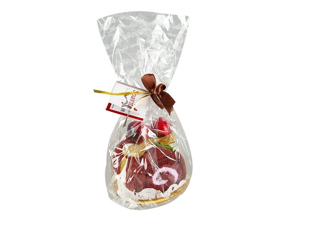 Набор салфеток Soavita Рулет, цвет: коричневый, розовый, 2 шт87524Набор Soavita Рулет, выполненный из высококачественного 100% хлопка, состоит из двух квадратных салфеток разного размера. Изделия гипоаллергены, отлично впитывают влагу, быстро сохнут, сохраняют яркость цвета и не теряют форму даже после многократных стирок. В сухом виде подходят для деликатных поверхностей: стекол, зеркал, оптики, мониторов, мебели, бытовой техники и многого другого. Во влажном виде незаменимы на кухне, в ванной, в уходе за автомобилем. Такие салфетки очень практичны и неприхотливы в уходе. Набор упакован в подарочный пакет, декорированный бантом. Набор Soavita станет отличным помощником и украсит интерьер вашей кухни. Перед использованием постирать при температуре не выше +40°С.