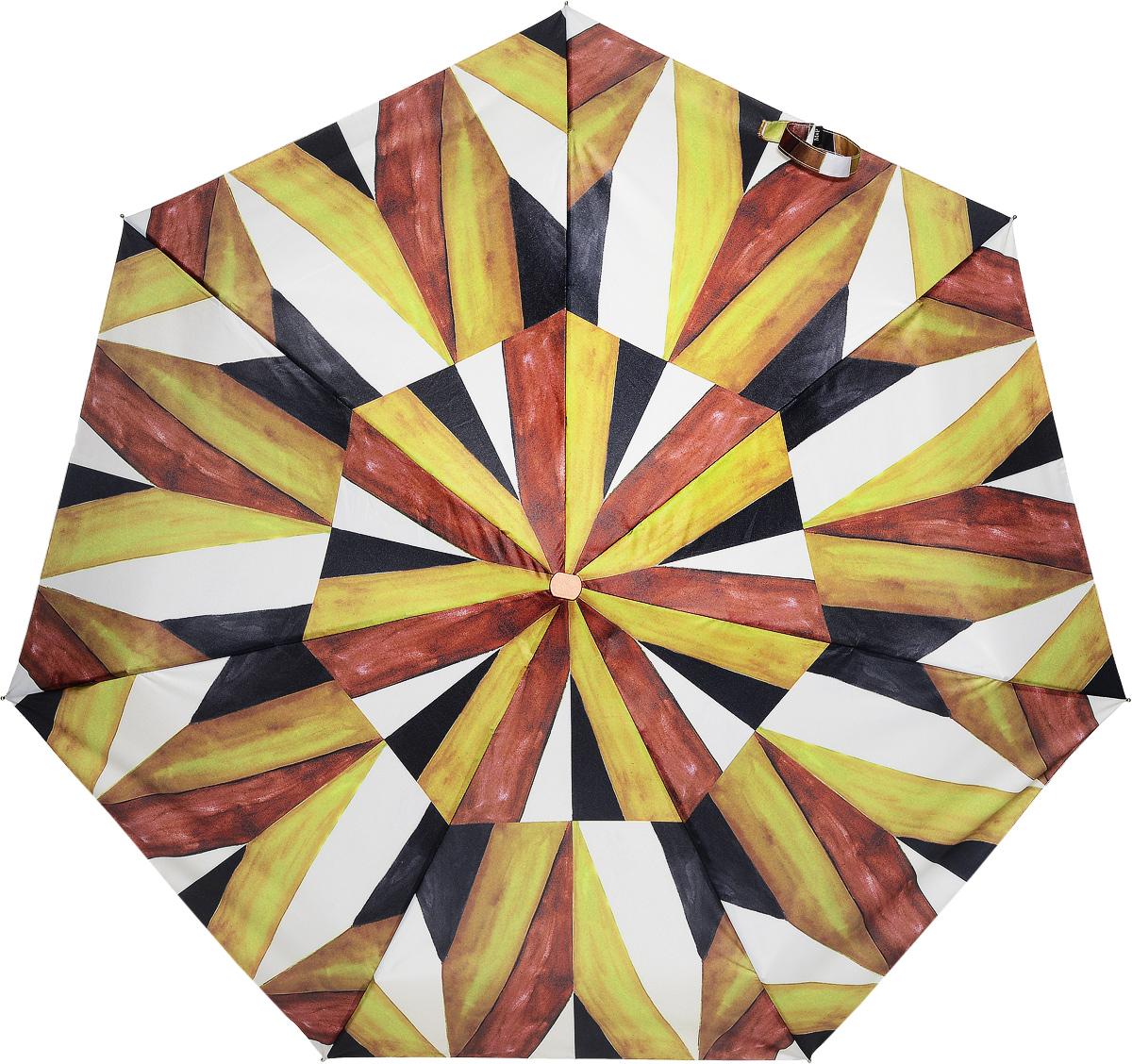 M&P 5869-3 Зонт полный автом. 4 сл. жен.5869-3Зонт испанского производителя Clima. В производстве зонтов используются современные материалы, что делает зонты легкими, но в то же время крепкими. Полный автомат, 4 сложения, 7 спиц, полиэстер.
