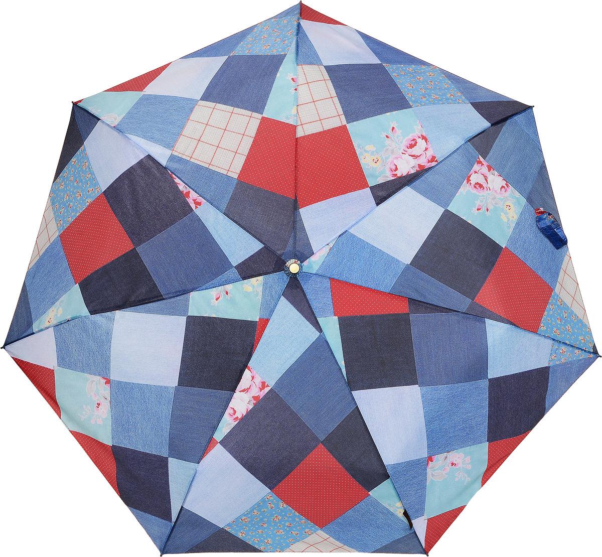 Bisetti 35163-3 Зонт полный автом. 3 сл. жен.35163-3Зонт испанского производителя Clima. В производстве зонтов используются современные материалы, что делает зонты легкими, но в то же время крепкими.Полный автомат, 3 сложения, 8 спиц по 54см, полиэстер.