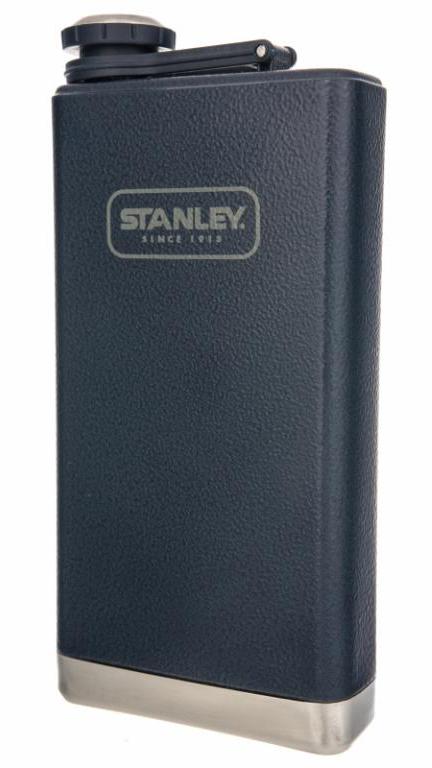 Фляга STANLEY Adventure, цвет: синий, 0,35 л