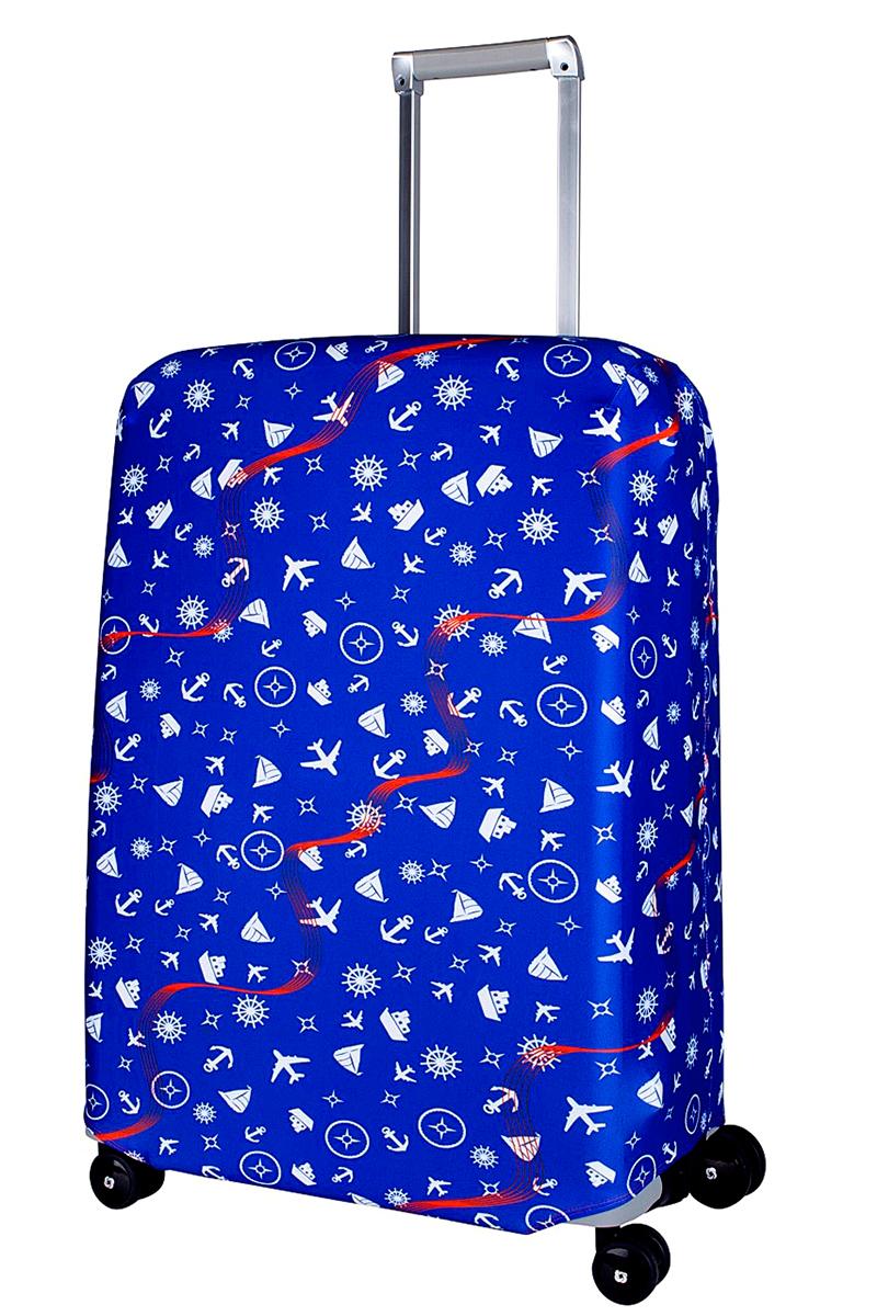 Чехол для чемодана Coverway Traveler, размер M/L (65-74 см)Trav-M/LДля чемоданов средних размеров, высотой от 65 до 74 см (24-28 inch) (мерить от пола). Плотность ткани - 240 г/кв.м, упрочненные швы, 2 потайные молнии для боковых ручек с двух сторон. Внизу чехла - молния трактор, дополнительная резинка с фастексом для лучшей усадки. Стойкая сублимационная печать.