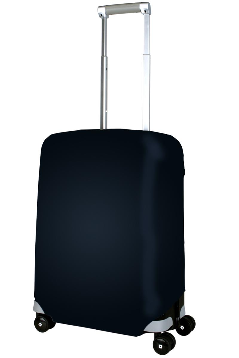 """Чехол для чемодана Coverway """"Black"""", размер S (50-55 см)"""