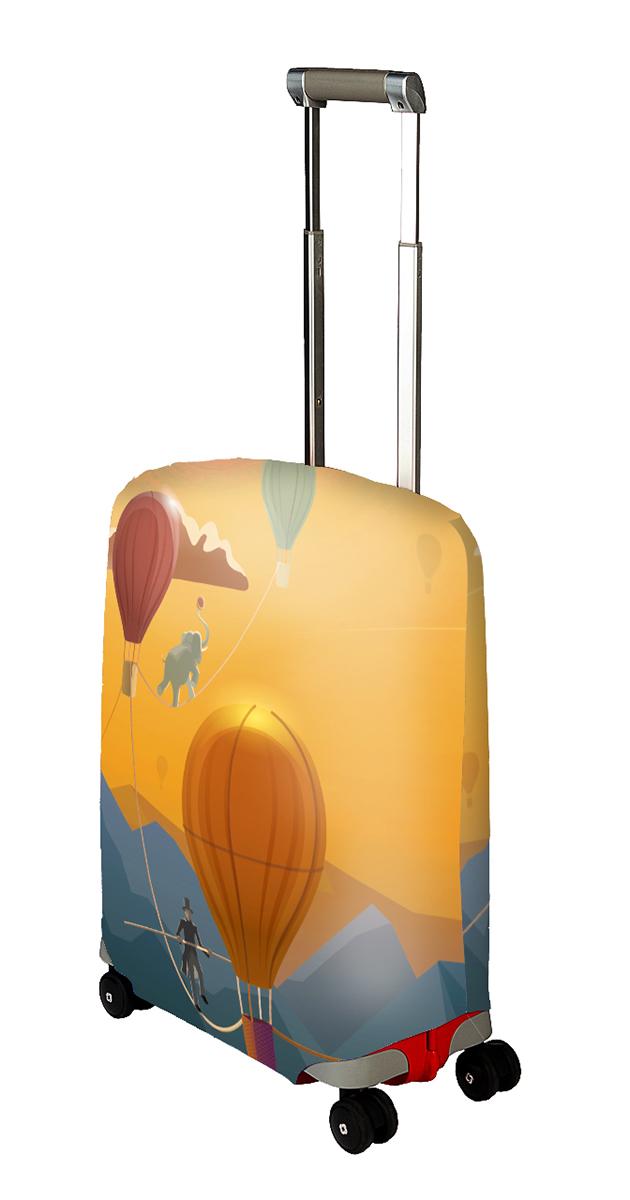 Чехол для чемодана Coverway Bristol II, размер S (50-55 см)BrisII-SДля чемоданов маленьких размеров, высотой от 50 до 55 см (19-21 inch) (мерить от пола). Плотность ткани - 240 г/кв.м, упрочненные швы, 2 потайные молнии для боковых ручек с двух сторон. Внизу чехла - молния трактор, дополнительная резинка с фастексом для лучшей усадки. Стойкая сублимационная печать.