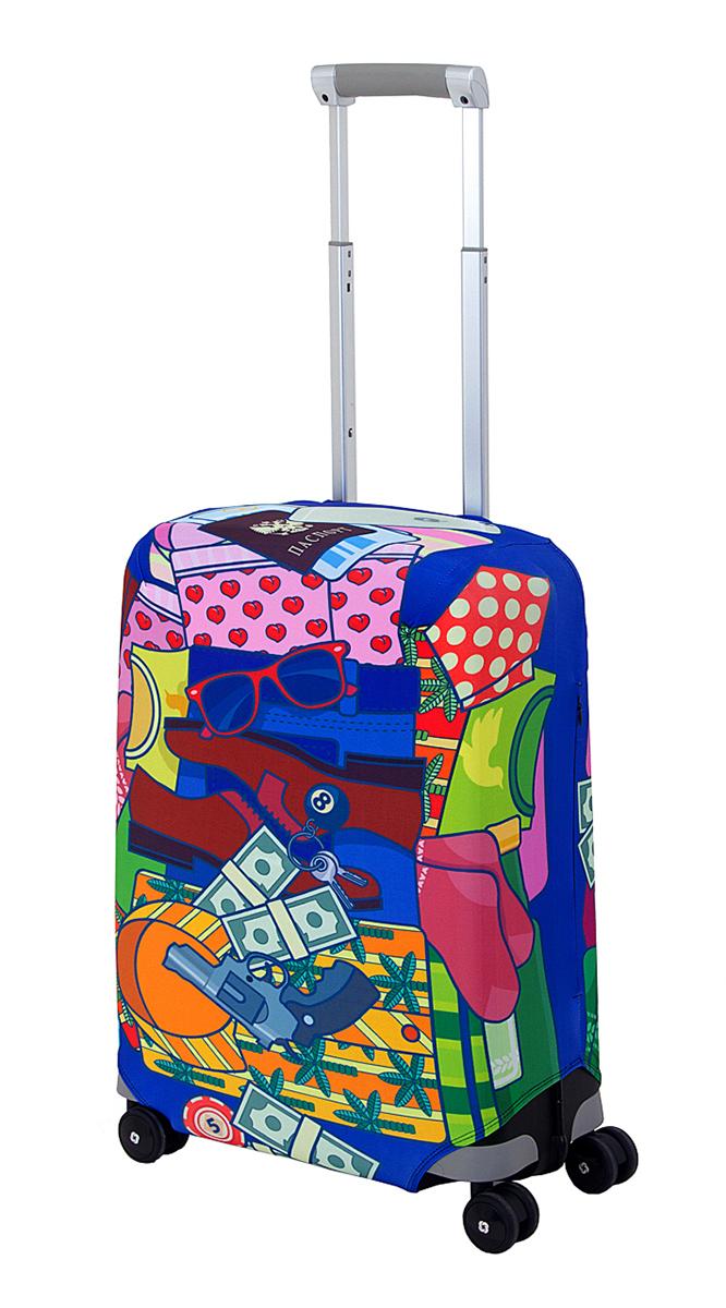 Чехол для чемодана Coverway Fortunato, размер S (50-55 см)For-SДля чемоданов маленьких размеров, высотой от 50 до 55 см (19-21 inch) (мерить от пола). Плотность ткани - 240 г/кв.м, упрочненные швы, 2 потайные молнии для боковых ручек с двух сторон. Внизу чехла - молния трактор, дополнительная резинка с фастексом для лучшей усадки. Стойкая сублимационная печать.