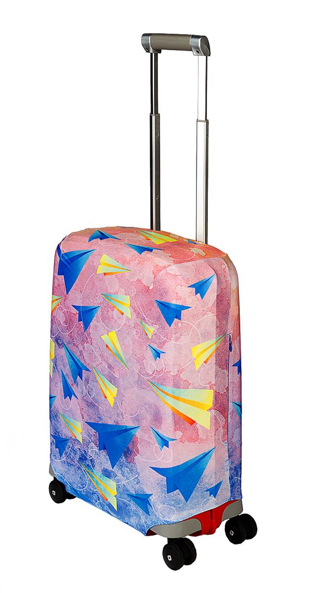 Чехол для чемодана Coverway Gastellas, размер S (50-55 см)Gas-SДля чемоданов маленьких размеров, высотой от 50 до 55 см (19-21 inch) (мерить от пола). Плотность ткани - 240 г/кв.м, упрочненные швы, 2 потайные молнии для боковых ручек с двух сторон. Внизу чехла - молния трактор, дополнительная резинка с фастексом для лучшей усадки. Стойкая сублимационная печать.