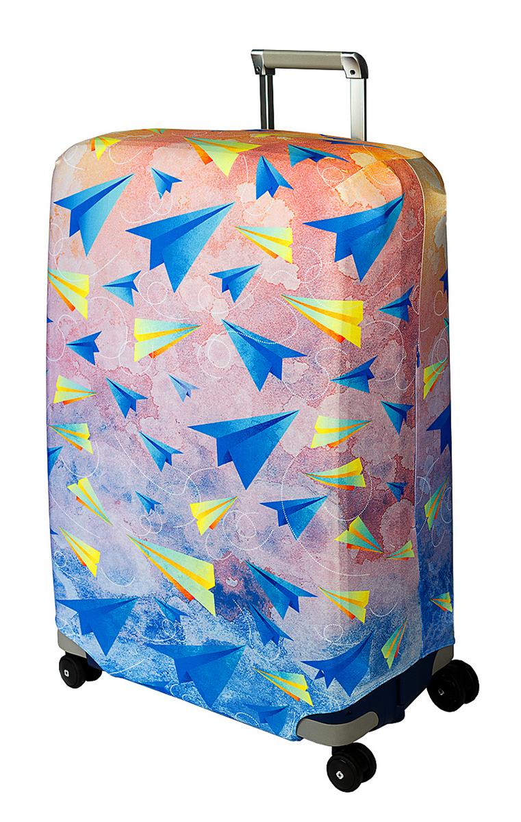 Чехол для чемодана Coverway Gastellas, размер L/XL (75-85 см)Gas-L/XLДля больших чемоданов, высотой от 75 до 85 см (29-33 inch) (мерить от пола). Плотность ткани - 240 г/кв.м, упрочненные швы, 2 потайные молнии для боковых ручек с двух сторон. Внизу чехла - молния трактор, дополнительная резинка с фастексом для лучшей усадки. Стойкая сублимационная печать.