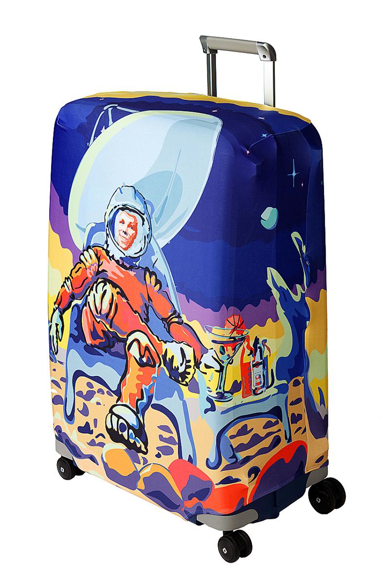 Чехол для чемодана Coverway Mars Beach Club, размер M/L (65-74 см)Mars-M/LДля чемоданов средних размеров, высотой от 65 до 74 см (24-28 inch) (мерить от пола). Плотность ткани - 240 г/кв.м, упрочненные швы, 2 потайные молнии для боковых ручек с двух сторон. Внизу чехла - молния трактор, дополнительная резинка с фастексом для лучшей усадки. Стойкая сублимационная печать.