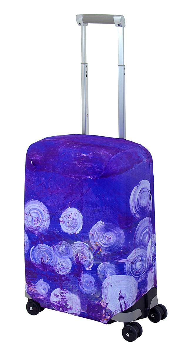 Чехол для чемодана Coverway Night Lights, размер S (50-55 см)Night-SДля чемоданов маленьких размеров, высотой от 50 до 55 см (19-21 inch) (мерить от пола). Плотность ткани - 240 г/кв.м, упрочненные швы, 2 потайные молнии для боковых ручек с двух сторон. Внизу чехла - молния трактор, дополнительная резинка с фастексом для лучшей усадки. Стойкая сублимационная печать.