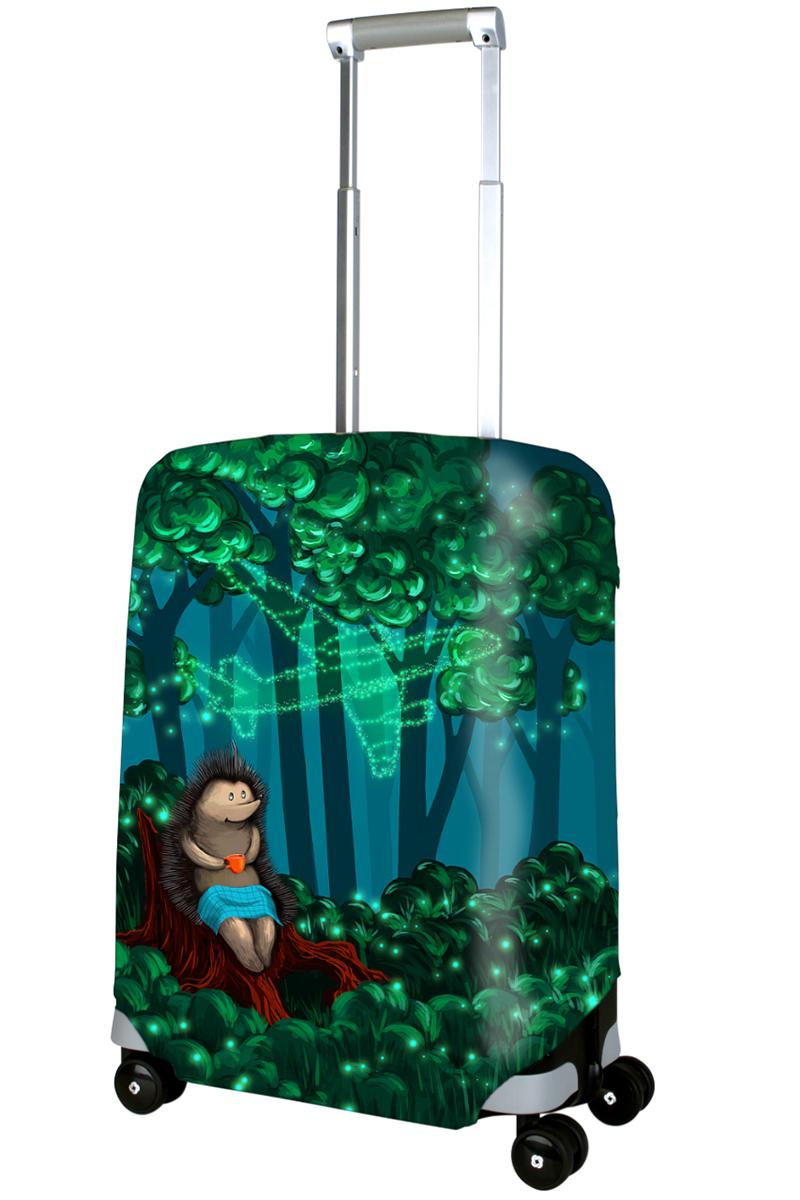 Чехол для чемодана Coverway Sparky, размер S (50-55 см)Spar-SДля чемоданов маленьких размеров, высотой от 50 до 55 см (19-21 inch) (мерить от пола). Плотность ткани - 240 г/кв.м, упрочненные швы, 2 потайные молнии для боковых ручек с двух сторон. Внизу чехла - молния трактор, дополнительная резинка с фастексом для лучшей усадки. Стойкая сублимационная печать.