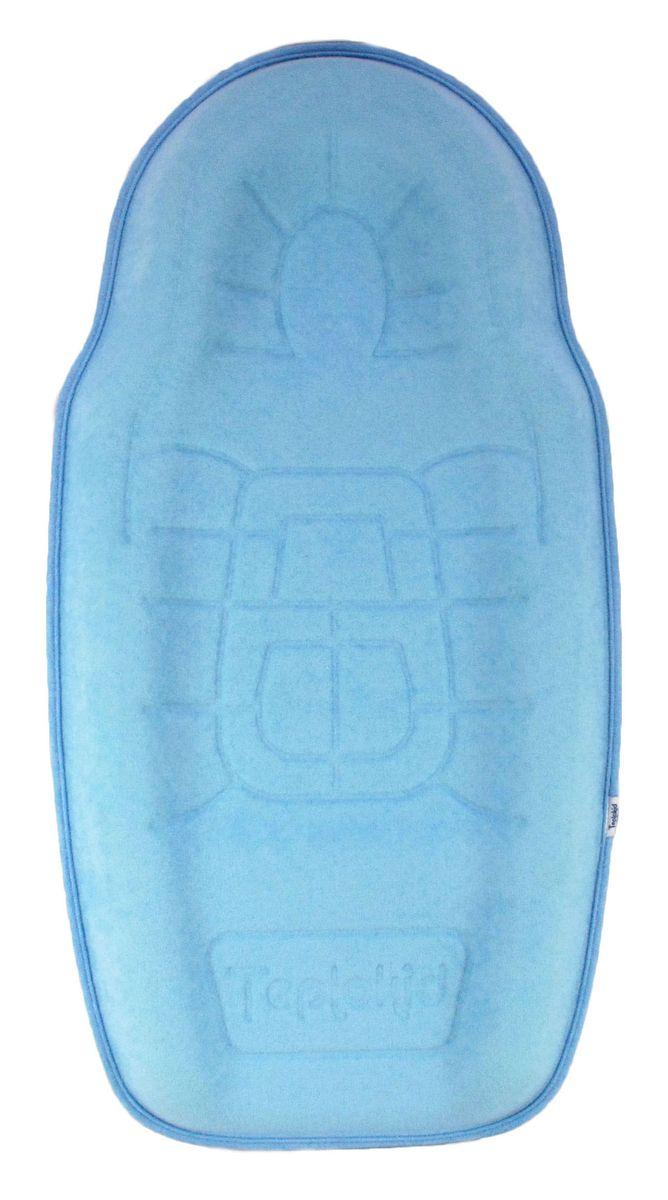 TeploKid Позиционер-подушка цвет голубой TK-SM02-DTK-SM02-DФорма, позволяющая избежать точечной нагрузки на тело ребенка. Препятствует развитию ассиметрии черепа ребенка и искривления шейного позвонка во время сна за счет боковой поддержки. Подушка имеет специальные канавки для циркуляции воздуха и предотвращения опрелостей головы. Можно использовать как: коврик для сна, мобильную кроватку в гостях или путешествии, в качестве пеленального столика. От 0 - 12 месяцев