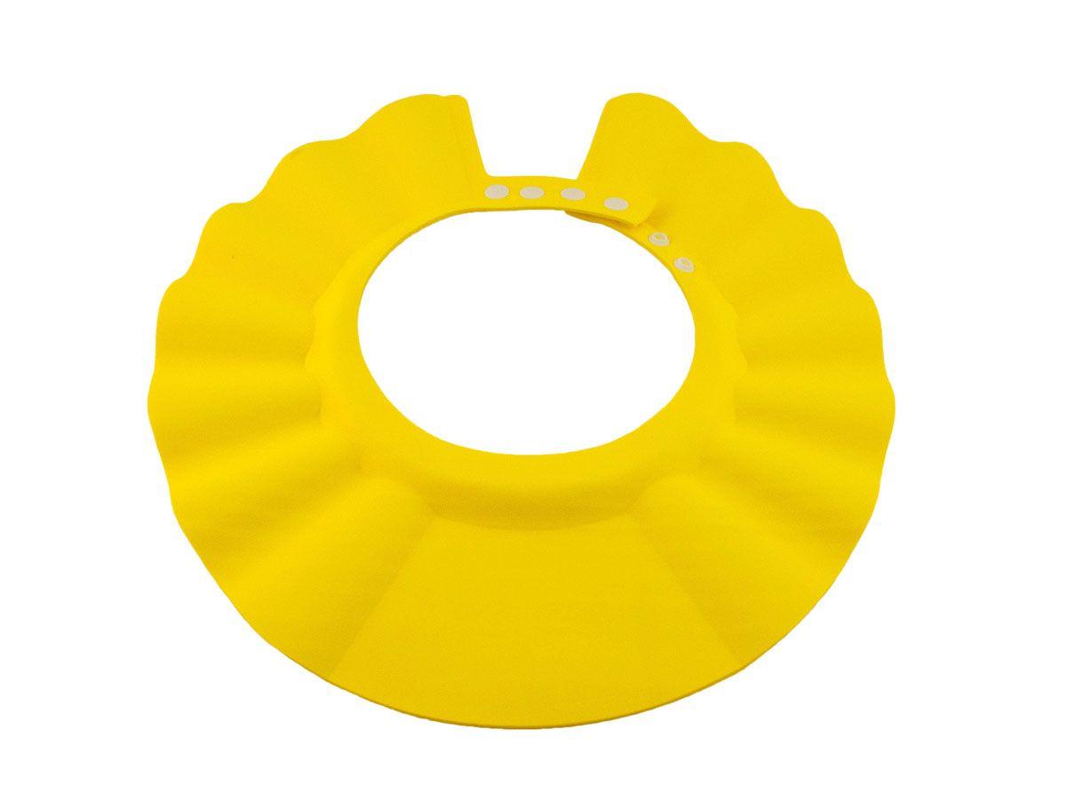 Baby Swimmer Детская шапочка-козырек для душа цвет желтый BS-SH02-D ( BS-SH02-D )