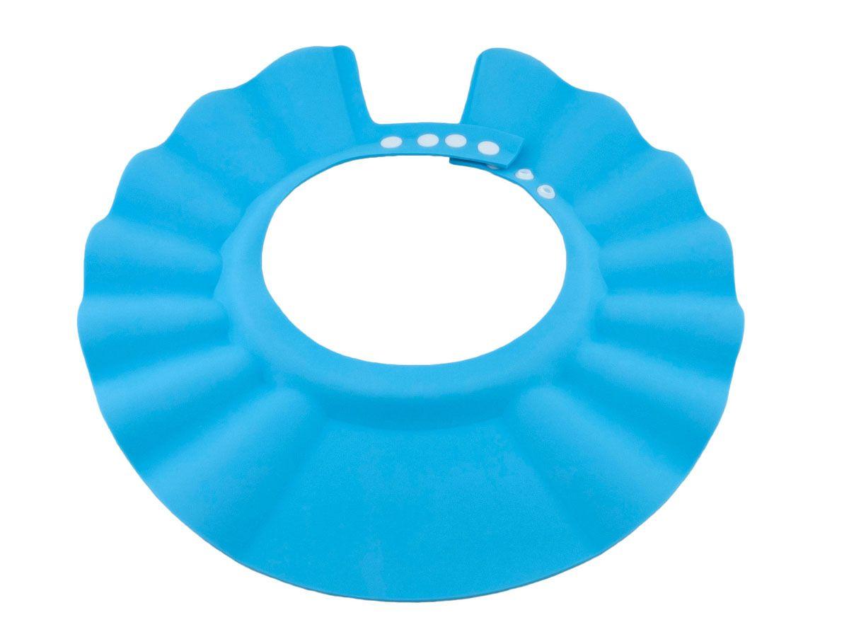Baby Swimmer Детская шапочка-козырек для душа цвет голубой BS-SH02-DBS-SH02-DПредназначены в качестве козырька для душа (Защита глаз от шампуня), так же могут быть использованы в качестве защиты глаз от солнца и от попадания волос в глаза во время стрижки. Козырьки имеют застежки для регулирования.На каждый размер 3 цвета. От 0 - 3 лет