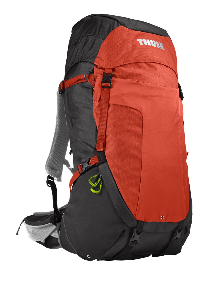 Рюкзак мужской Thule Capstone, цвет: оранжевый, 50л206604Мужской рюкзак для пеших путешествий Thule Capstone 50 лМужской рюкзак для пеших путешествий Thule Capstone 50 л Thule Capstone 50 л идеально подходит для однодневных путешествий или коротких походов. Рюкзак снабжен системой крепления MicroAdjust, которая обеспечивает максимальную регулировку для идеальной посадки, натягиваемой сеточной задней панелью для максимальной воздухопроницаемости и вшитой накидкой от дождя.