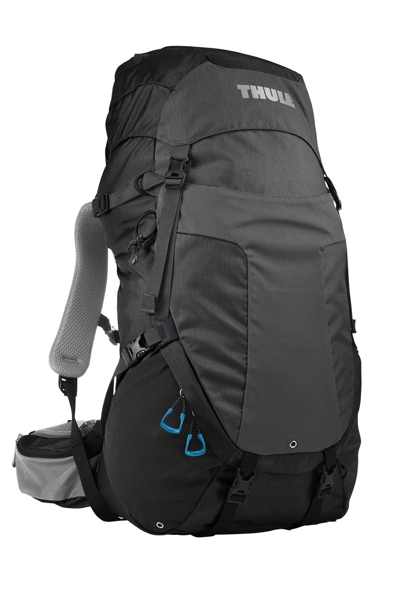 Рюкзак мужской Thule Capstone, цвет: черно-серый, 40л206800Мужской рюкзак для пеших путешествий Thule Capstone 40 лМужской рюкзак для пеших путешествий Thule Capstone 40 л Thule Capstone 40 л идеально подходит для однодневных путешествий или коротких походов. Рюкзак снабжен системой крепления MicroAdjust, которая обеспечивает максимальную регулировку для идеальной посадки, натягиваемой сеточной задней панелью для максимальной воздухопроницаемости и вшитой накидкой от дождя.