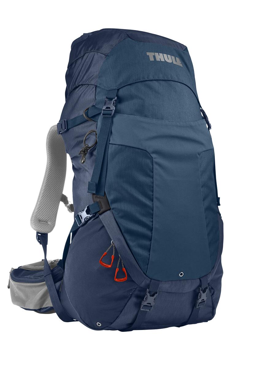 Рюкзак мужской Thule Capstone, цвет: темно-синий, 40л206801Мужской рюкзак для пеших путешествий Thule Capstone 40 лМужской рюкзак для пеших путешествий Thule Capstone 40 л Thule Capstone 40 л идеально подходит для однодневных путешествий или коротких походов. Рюкзак снабжен системой крепления MicroAdjust, которая обеспечивает максимальную регулировку для идеальной посадки, натягиваемой сеточной задней панелью для максимальной воздухопроницаемости и вшитой накидкой от дождя.