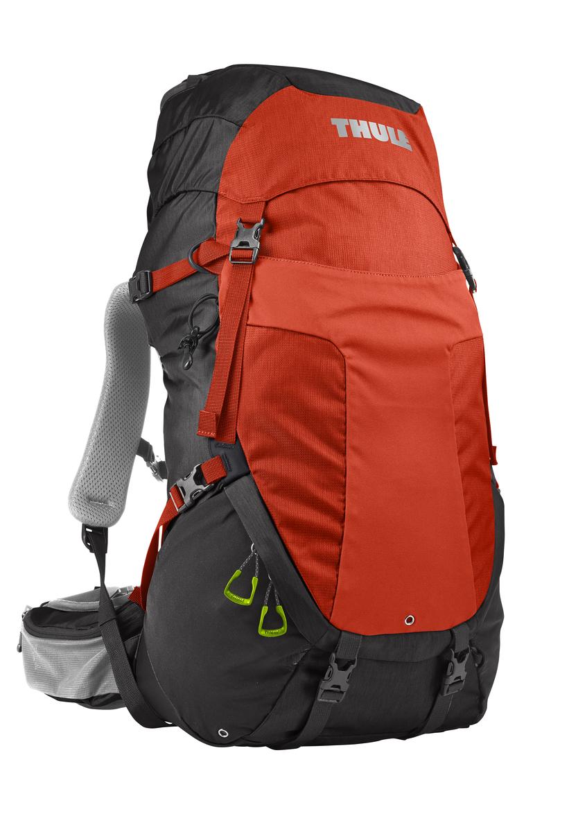 Рюкзак мужской Thule Capstone, цвет: оранжевый, 40л206804Мужской рюкзак для пеших путешествий Thule Capstone 40 лМужской рюкзак для пеших путешествий Thule Capstone 40 л Thule Capstone 40 л идеально подходит для однодневных путешествий или коротких походов. Рюкзак снабжен системой крепления MicroAdjust, которая обеспечивает максимальную регулировку для идеальной посадки, натягиваемой сеточной задней панелью для максимальной воздухопроницаемости и вшитой накидкой от дождя.