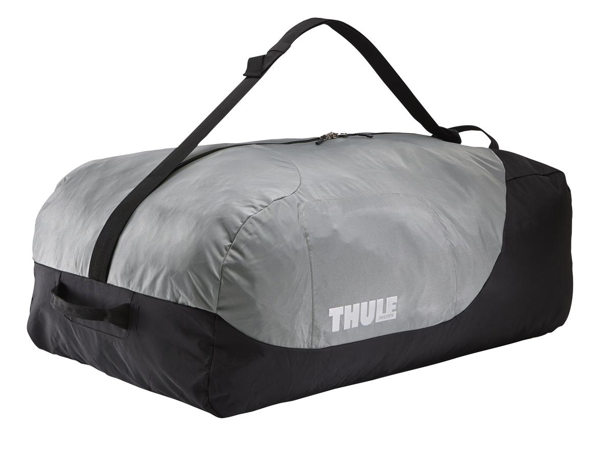 Чехол для перевозки рюкзака Guidepost Airport Backpack Duffel, цвет: серый208100Сумка для рюкзака Thule Airport - Защищает ваш рюкзак от повреждений, а также выполняет функцию сумки, сопровождая вас по всему миру и помогая покорить очередную вершину. Прочный нейлон 420 ден — залог того, что ваш рюкзак прибудет в место назначения без повреждений Сумка сворачивается и помещается в боковой карман в том случае, если она не используется Внутренний боковой карман для небольших предметов Две удобно расположенные ручки служат для комфортной переноски Молнии можно закрыть на замок для защиты от кражи (замок продается отдельно) Регулируемый наплечный ремень с системой гибкой регулировки Прозрачный карман для багажной бирки позволяет легко найти сумку Подходит для большинства рюкзаков объемом 60–95 л