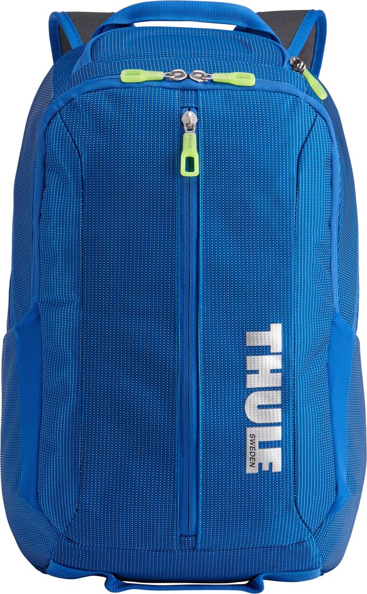 Рюкзак Thule Crossover, цвет: темно-синий, 25л. TCBP3173201990Рюкзак Thule Crossover, 25 л - Сложите в этот прочный рюкзак все необходимое: в нем есть отделение с дополнительной защитой для электронных устройств и многофункциональное отделение для других вещей. Внутренний отдел с мягкой прокладкой подойдет для MacBook Pro 15 или ноутбука Отдельный карман с мягкой подкладкой для iPad В ударопрочном отделении SafeZone для солнечных очков и хрупких вещей есть специальный карман для телефона Отделение SafeZone можно закрыть на замок, а если нужно освободить дополнительное пространство, можно полностью убрать его Перфорированные наплечные ремни из EVA с сетчатым покрытием и мягкая задняя подушка со специальными порами, пропускающими воздух, создают ощущение комфорта и позволяют вашей спине «дышать». Водостойкий материал и надежные застежки-молнии делают эту сумку легкой, но прочной В отделе-органайзере можно хранить зарядные устройства и другие аксессуары, которые всегда должны быть под рукой, но не должны валяться где...